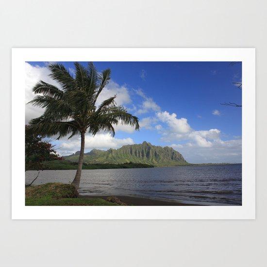 Oahu, Hawaii Art Print