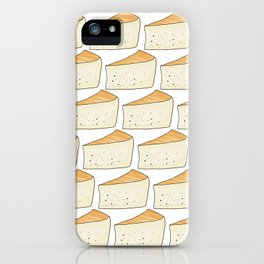 Idiazábal - smoky cheese iPhone Case