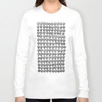 weed Long Sleeve T-shirts featuring Weed by Geryes