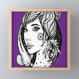 Pure Symbiose Framed Mini Art Print