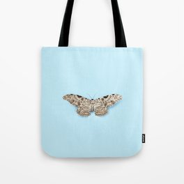 White Witch Moth Tote Bag
