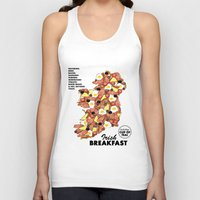 irish Tank Tops featuring Irish Breakfast by JupiterInLove