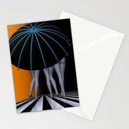 3 colors for your wall -3- Stationery Cards