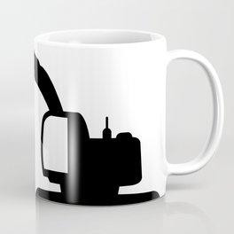 excavator Coffee Mug