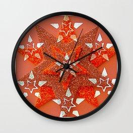 Superstars Wall Clock