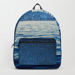 Sailing into space Backpack