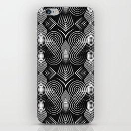Art Deco. Diva 27 . iPhone Skin