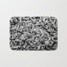 screws Bath Mat