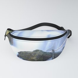 Slow Water Fall Fanny Pack