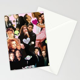 Everyone's Favorite FBI Agents Stationery Cards