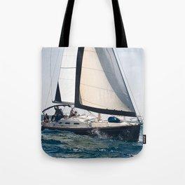 Pleasure of sailing Tote Bag