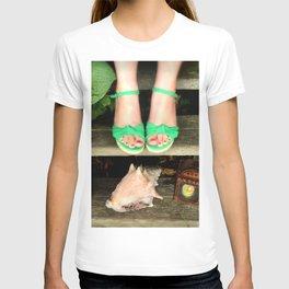 Her Own Island T-shirt