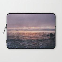 Big Sur Sunset Laptop Sleeve