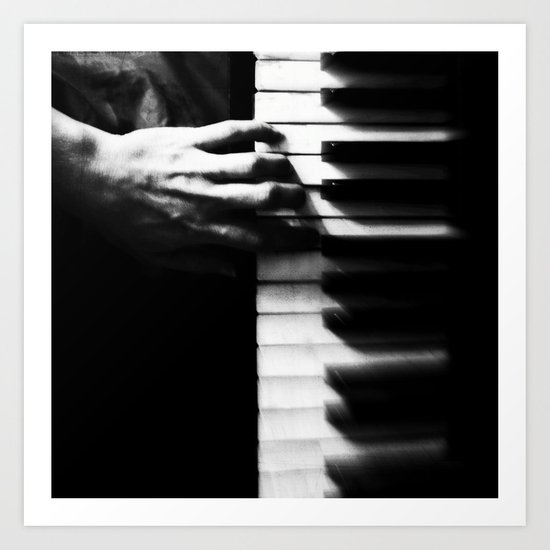 the keys Art Print