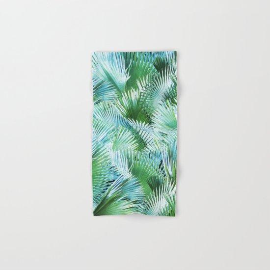 Palm Dreamer #society6 #decor #buyart Hand & Bath Towel