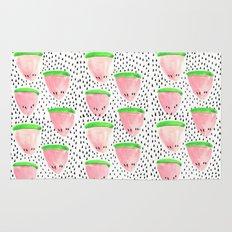 Watermelon Print II Rug
