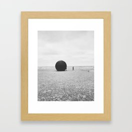 Winter Station 2015 Framed Art Print