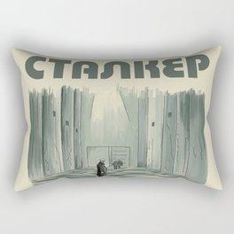 Stalker - Tarkovsky Rectangular Pillow