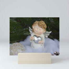 Christmas magic 17. Mini Art Print