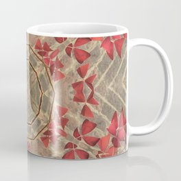 Red Clovers Coffee Mug