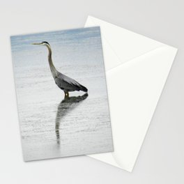 Graceful Great-Blue Heron Stationery Cards