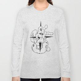 handeye Long Sleeve T-shirt