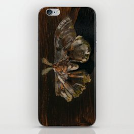 Moth Prophecy iPhone Skin