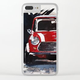 THE CLASSIC Clear iPhone Case