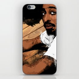 Thugs get lonely too iPhone Skin