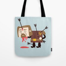 Hand of the Steward Tote Bag