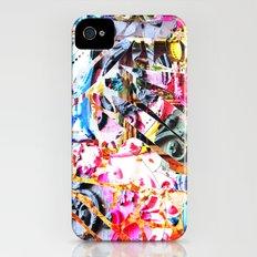 Craziness Slim Case iPhone (4, 4s)