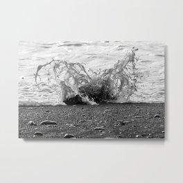 Splash. Metal Print