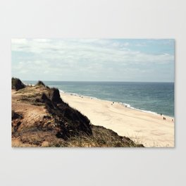 Dune of Majesty Canvas Print