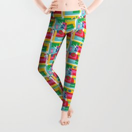 Craft Collage Leggings