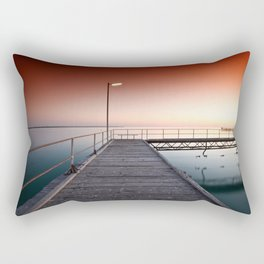 Summers Night Rectangular Pillow