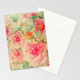 I Painted the Roses Red Stationery Cards