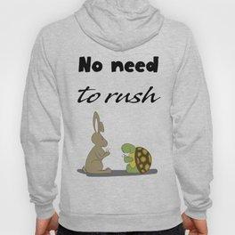 No rush Hoody