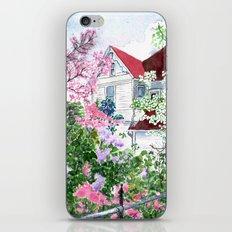 Eureka Springs Victorian iPhone & iPod Skin