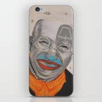 dad iPhone & iPod Skins featuring dad by ferzan aktas