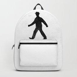 Walking Man Backpack