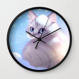 Early Birdy Wall Clock