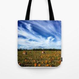 Pumpkin season is here Tote Bag