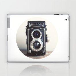 ROLLEIFLEX CAMERA Laptop & iPad Skin