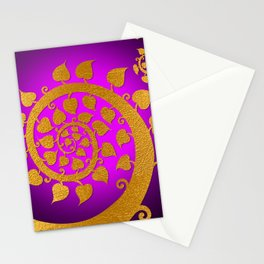 Bodhi Tree0606 Stationery Cards