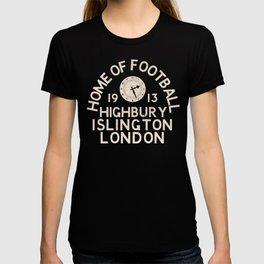 Highbury Football Ground T-shirt