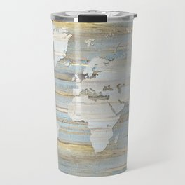 Design 118 World Map Travel Mug