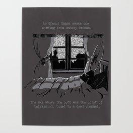 Neuromancer Metamorphosis 02 Poster