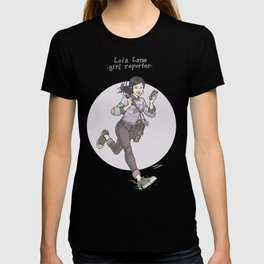 Lois Lane: Girl Reporter T-shirt