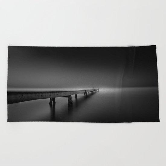 Nebel II Beach Towel