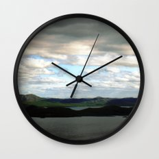 lake sweden. Wall Clock
